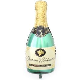 Воздушный шарик Шампанское