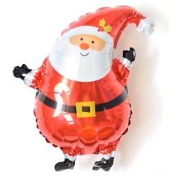 Воздушный шарик Санта