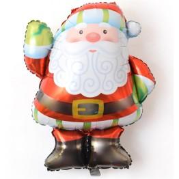 Воздушный шарик Дед Мороз