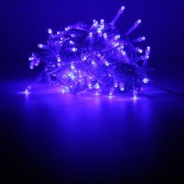 Гирлянда на 120 синих светодиодов