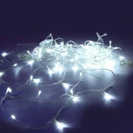 Гирлянда на 120 белых светодиодов