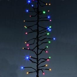 """Гирлянда """"фейерверк"""", 200 разноцветных светодиодов"""