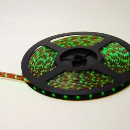 Дюралайт с зелеными светодиодами с контроллером