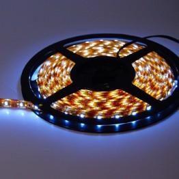 Дюралайт с желтыми светодиодамис контроллером