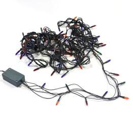 Гирлянда 100 миниламп с контроллером