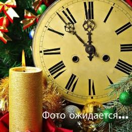 """Подвеска декоративная """"колокольчики"""" серебряные, размер 5 см"""