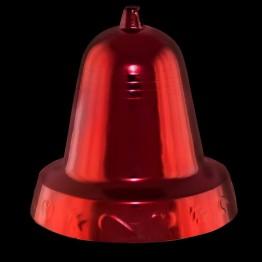 Набор красных колокольчиков 2 штуки