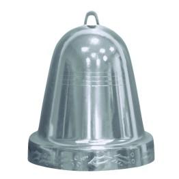 Колокольчик серебристый 20 см