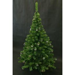елка с шишками 140 см