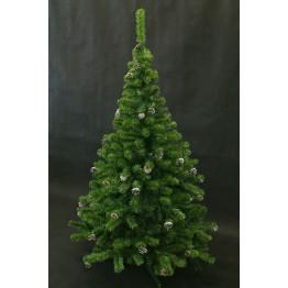 елка с шишками 180 см