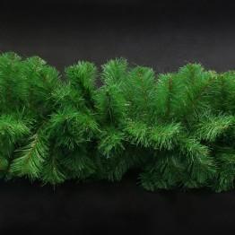 Еловая гирлянда-лапа, 250 веток, 34 см шириной