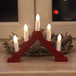 Горка свечи Рождественские