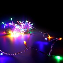 Гирлянда двухцветная 120 светодиодов MC-ILD120-CMW