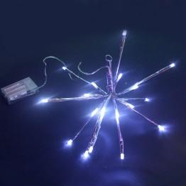 Светильник Ёж на батарейках TB20-B/W-BO