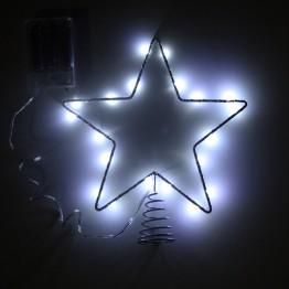 Светильник на верхушку ёлки STS15-LDM15-W-BO