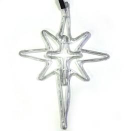 Фигура из дюралайта Рождественская звезда