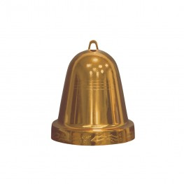 Набор золотых колокольчиков 4 штуки