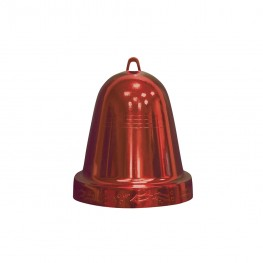 Набор красных колокольчиков 4 штуки