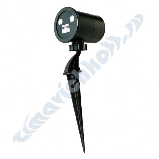 Лазерный проектор с пультом ДУ