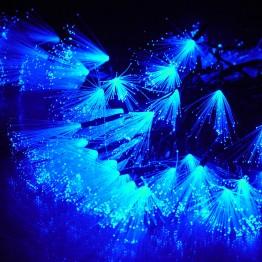 """Гирлянда """"Кисточки"""" на 48 синих светодиодов"""