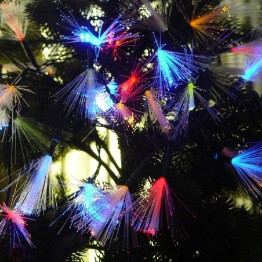 """Гирлянда """"Кисточки"""" на 48 разноцветных светодиодов"""