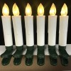 """Гирлянда """"Мерцающие свечи"""" IELD-10WW-BO-RC"""