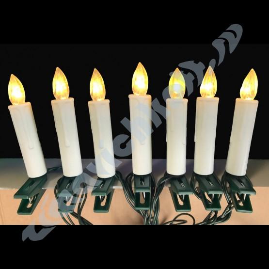 """Гирлянда """"Мерцающие свечи"""" IELD-16WW"""