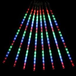 Гирлянда Каскад 320 разноцветных светодиодов